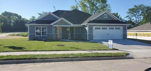 LOT 820 Random Ridge, Columbia, MO 65201 (MLS #402365) :: Columbia Real Estate
