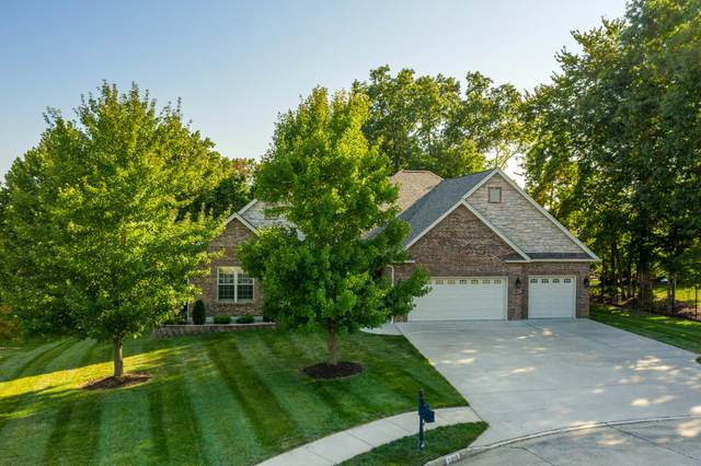 5010 Steeplechase Dr, Columbia, MO 65203 (MLS #395002) :: Columbia Real Estate