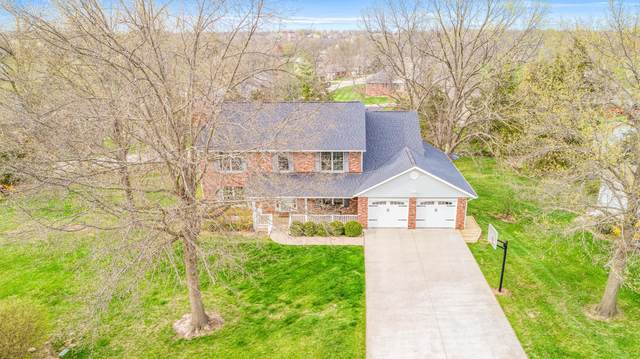 5859 E Rocky Point Ct, Columbia, MO 65202 (MLS #397646) :: Columbia Real Estate