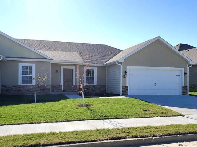 3815 Canyon Ridge Dr, Columbia, MO 65202 (MLS #394496) :: Columbia Real Estate