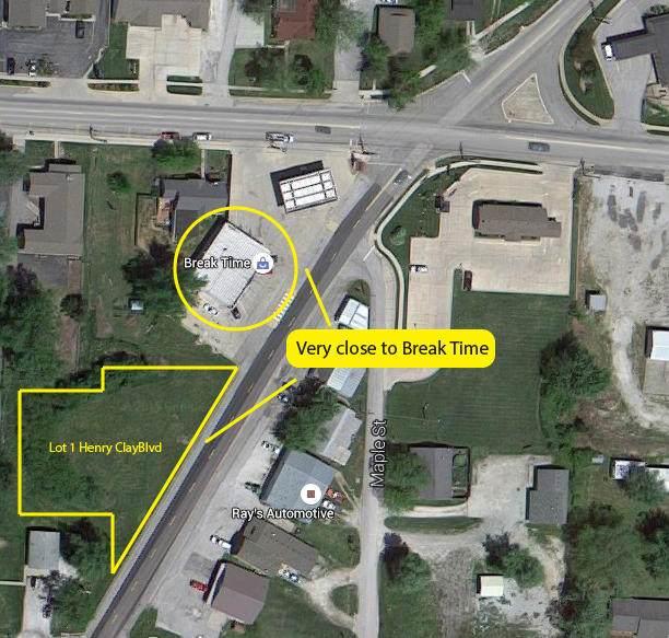 LOT 1 S Henry Clay Blvd, Ashland, MO 65010 (MLS #368857) :: Columbia Real Estate