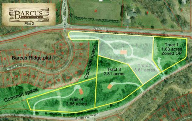 LOT 2 S Old Plank Rd, Columbia, MO 65203 (MLS #369804) :: Columbia Real Estate