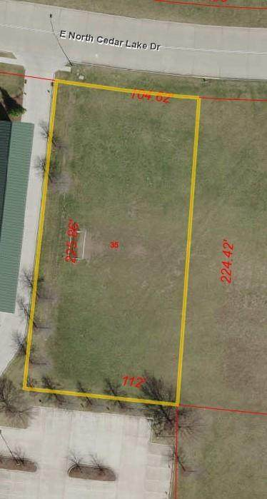 LOT 14 W Cedar Lake Dr, Columbia, MO 65203 (MLS #386987) :: Columbia Real Estate