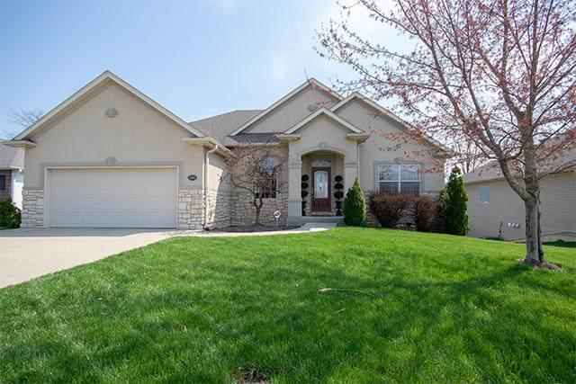 2102 Tadley St, Columbia, MO 65203 (MLS #391729) :: Columbia Real Estate