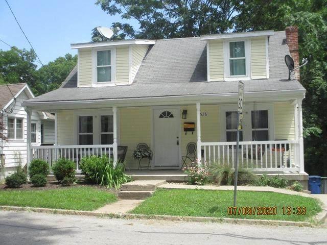 526 Poertner St, Boonville, MO 65233 (MLS #394016) :: Columbia Real Estate
