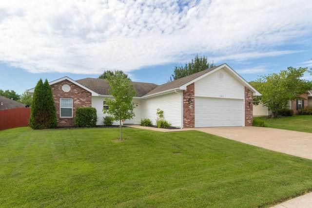 1704 Native Dancer Dr, Columbia, MO 65202 (MLS #394722) :: Columbia Real Estate