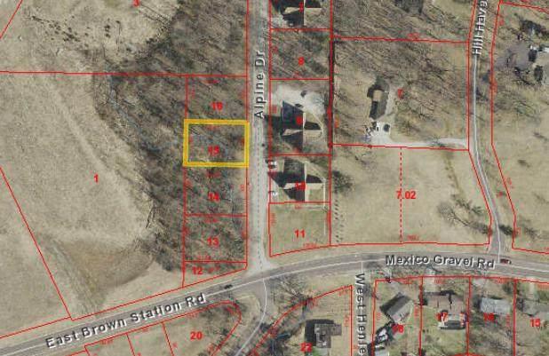 LOT 13 Alpine Dr, Columbia, MO 65202 (MLS #397305) :: Columbia Real Estate