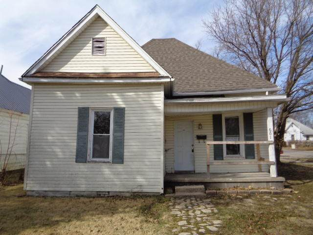 601 Harrison Ave, Moberly, MO 65270 (MLS #398208) :: Columbia Real Estate