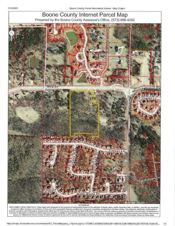 4608 Mexico Gravel Rd, Columbia, MO 65202 (MLS #401293) :: Columbia Real Estate