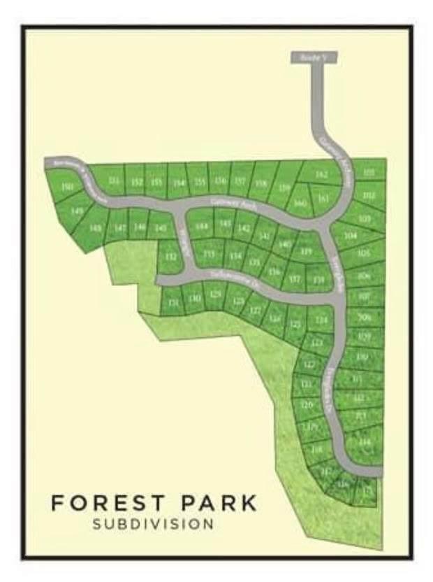 Forest Park, Plat 1, Lot 106 - Photo 1