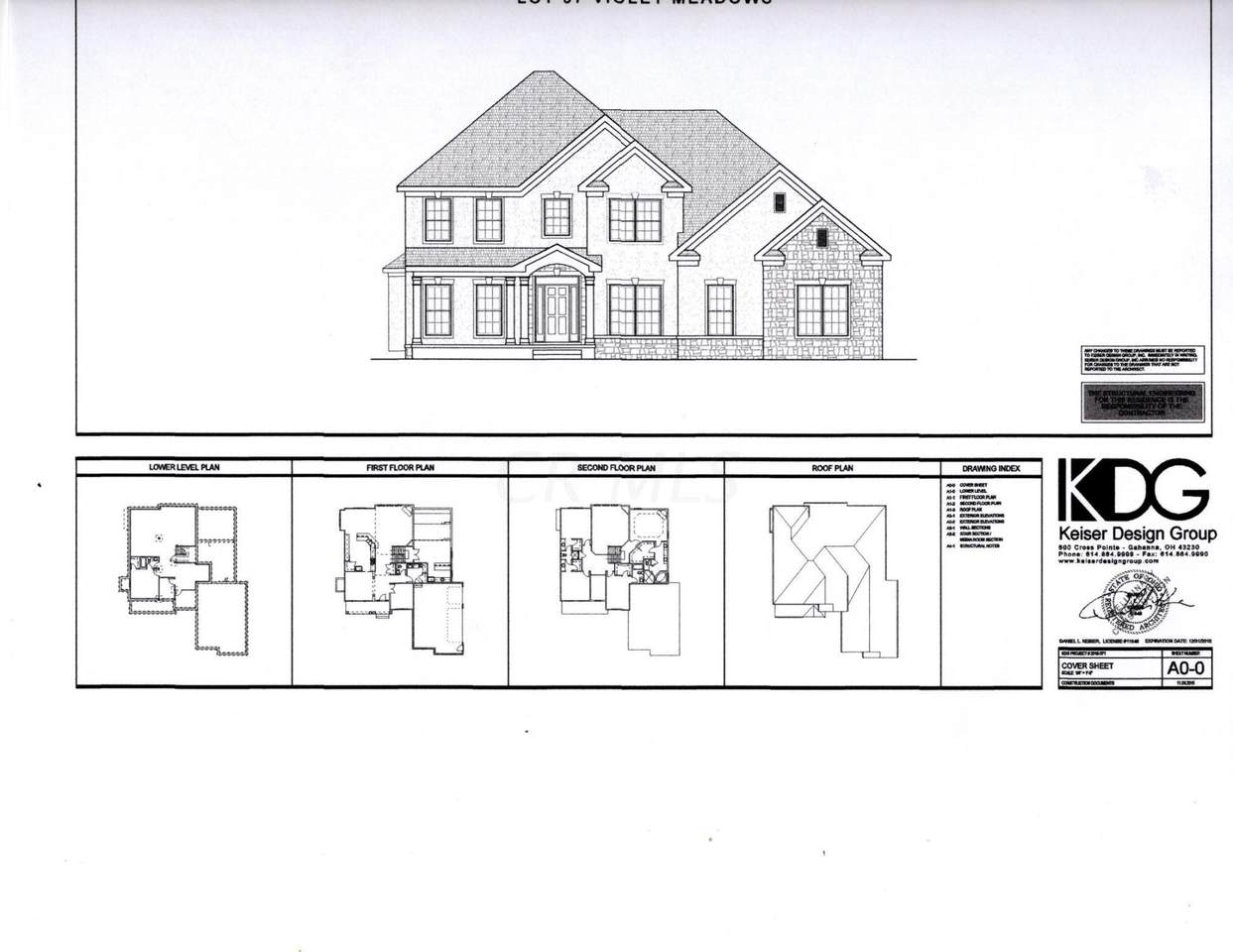 0 Bianca Dr. - Lot 175 Drive - Photo 1