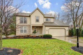 251 Tree Haven Avenue, Powell, OH 43065 (MLS #217002818) :: Cutler Real Estate