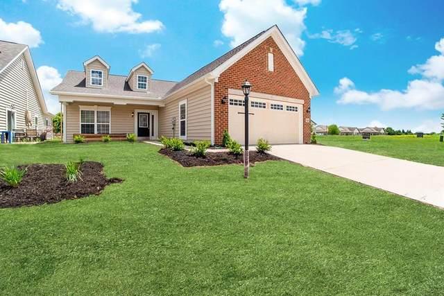 1660 Union Park Circle, Marion, OH 43302 (MLS #10055360) :: Core Ohio Realty Advisors