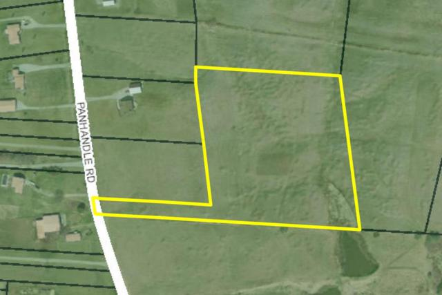 0 Panhandle Road Tract #1, Delaware, OH 43015 (MLS #217001845) :: Berkshire Hathaway HomeServices Crager Tobin Real Estate
