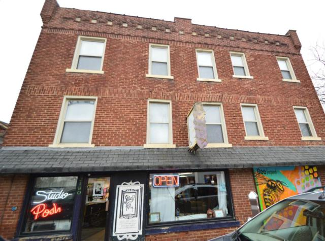 2180 N High Street, Columbus, OH 43201 (MLS #217003426) :: CARLETON REALTY