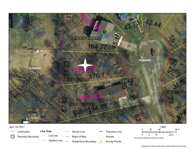 Lot 136 Crabtree Court, Howard, OH 43028 (MLS #217012278) :: Berkshire Hathaway Home Services Crager Tobin Real Estate