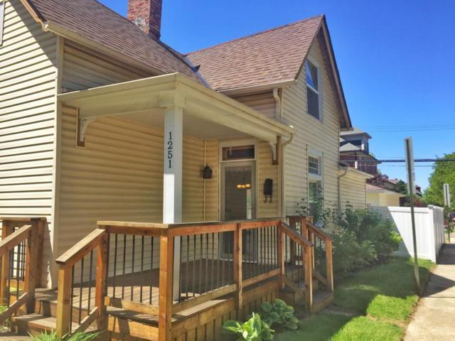 1251 Michigan Avenue, Columbus, OH 43201 (MLS #217015569) :: The Mike Laemmle Team Realty