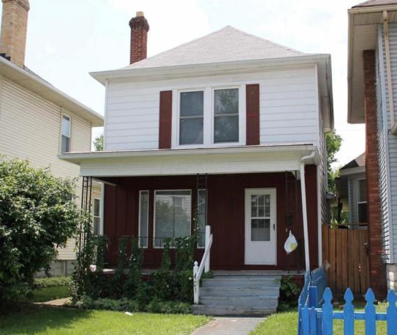 401 S Warren Avenue, Columbus, OH 43204 (MLS #217017345) :: Berkshire Hathaway Home Services Crager Tobin Real Estate