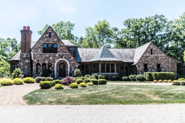 4899 Oldbridge Drive, Upper Arlington, OH 43220 (MLS #217020237) :: Berkshire Hathaway Home Services Crager Tobin Real Estate