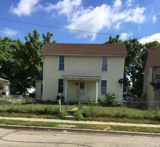 226 Logan Street, Circleville, OH 43113 (MLS #217021347) :: The Mike Laemmle Team Realty
