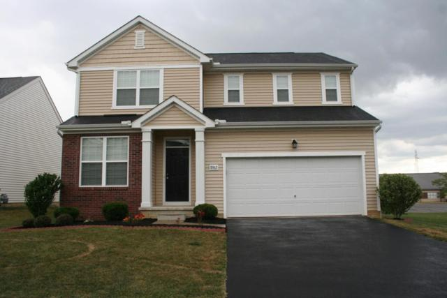 8962 Emerald Hill Drive, Lewis Center, OH 43035 (MLS #217021363) :: Cutler Real Estate