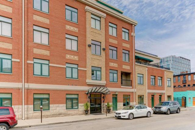 34 W Poplar Avenue #401, Columbus, OH 43215 (MLS #217021429) :: Cutler Real Estate