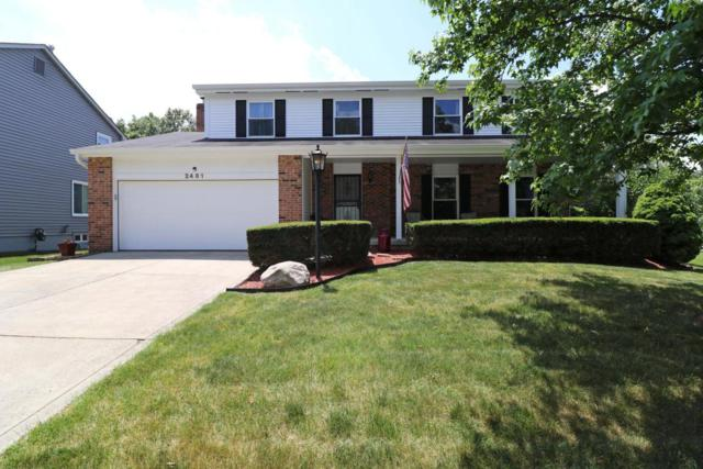2481 Shillingham Court, Powell, OH 43065 (MLS #217021544) :: Cutler Real Estate