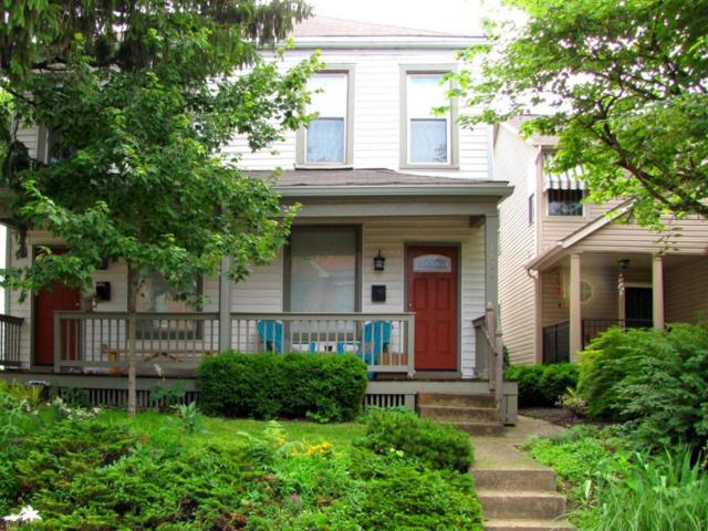1024 Oregon Avenue, Columbus, OH 43201 (MLS #217021577) :: Cutler Real Estate