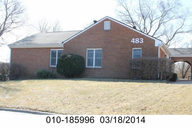 483 Colonial A, Columbus, OH 43214 (MLS #217021633) :: CARLETON REALTY