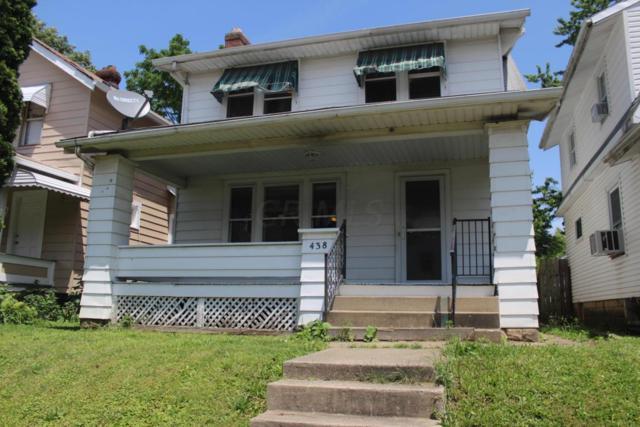438 S Eureka Avenue, Columbus, OH 43204 (MLS #217021741) :: CARLETON REALTY