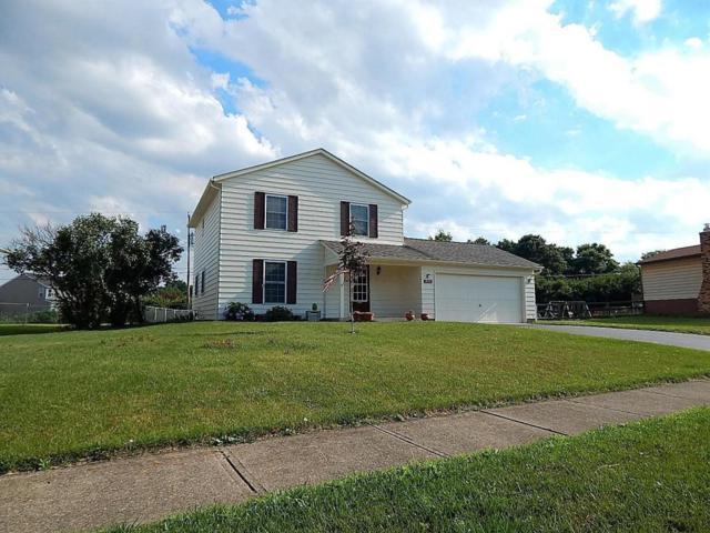 2101 Willow Run Road, Grove City, OH 43123 (MLS #217021830) :: Cutler Real Estate