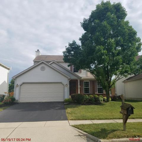 5881 Ancestor Drive, Hilliard, OH 43026 (MLS #217021833) :: CARLETON REALTY