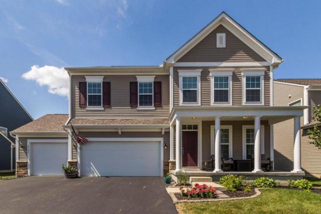 6152 Golden Lane, Hilliard, OH 43026 (MLS #217021869) :: Cutler Real Estate
