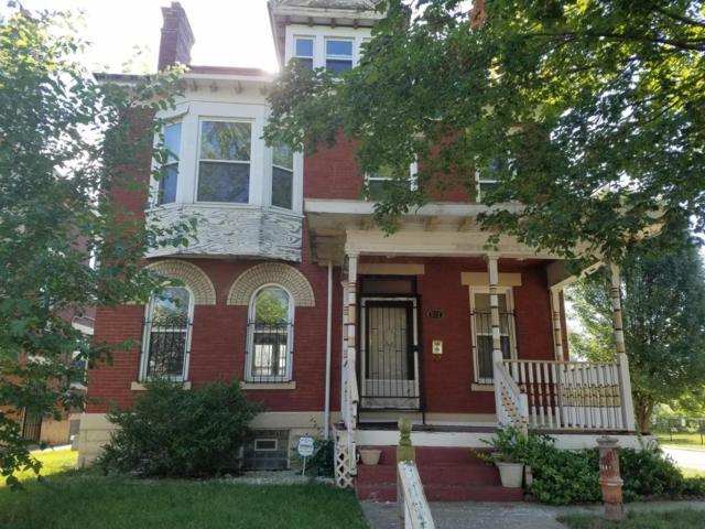 572 Linwood Avenue, Columbus, OH 43205 (MLS #217021878) :: Cutler Real Estate