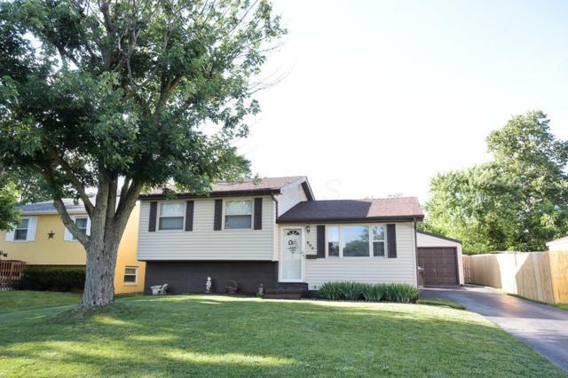 600 Oak Hollow Court, Columbus, OH 43228 (MLS #217021887) :: Cutler Real Estate