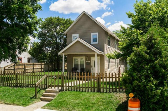 1632 S 8th Street, Columbus, OH 43207 (MLS #217021895) :: Cutler Real Estate