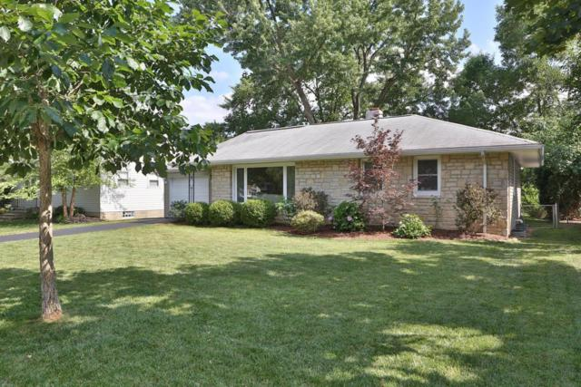 2211 Swansea Road, Columbus, OH 43221 (MLS #217022003) :: Casey & Associates Real Estate