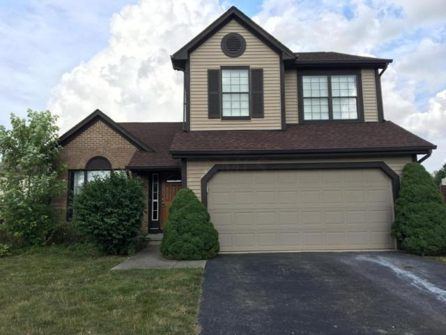 3358 Cargin Court, Canal Winchester, OH 43110 (MLS #217022129) :: The Mike Laemmle Team Realty