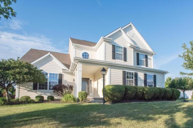 7878 Tree Lake Boulevard, Powell, OH 43065 (MLS #217022196) :: Signature Real Estate