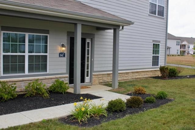 647 Redwood Lane, Lewis Center, OH 43035 (MLS #217022203) :: Casey & Associates Real Estate