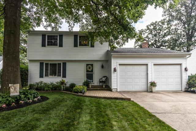 2322 Benning Drive, Powell, OH 43065 (MLS #217022262) :: Signature Real Estate