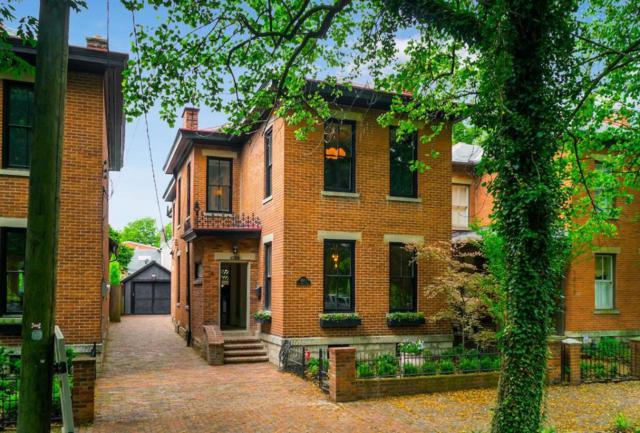 1023 City Park Avenue, Columbus, OH 43206 (MLS #217022307) :: Casey & Associates Real Estate