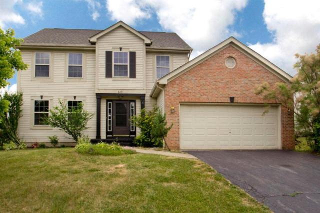 6471 Saylor Street, Canal Winchester, OH 43110 (MLS #217022318) :: The Mike Laemmle Team Realty