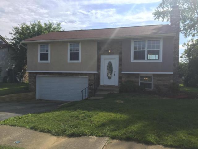 1884 Willow Run Road, Grove City, OH 43123 (MLS #217022325) :: Signature Real Estate
