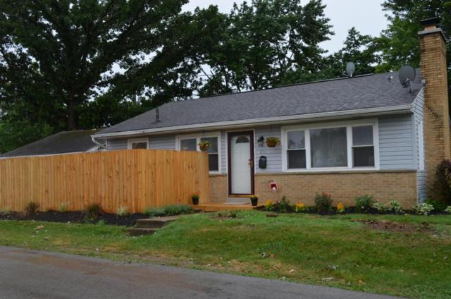601 Morse Road, Columbus, OH 43214 (MLS #217022331) :: The Columbus Home Team