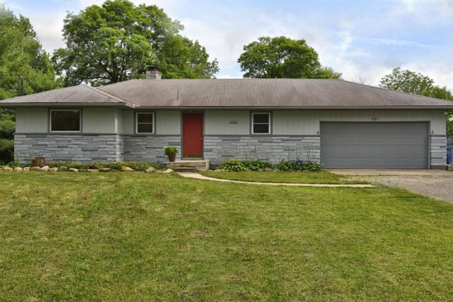 581 Park Road, Worthington, OH 43085 (MLS #217022360) :: Signature Real Estate