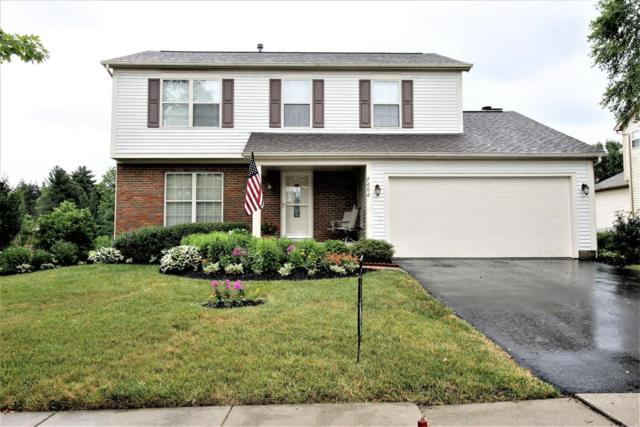 7606 Williamson Lane, Canal Winchester, OH 43110 (MLS #217022366) :: Signature Real Estate