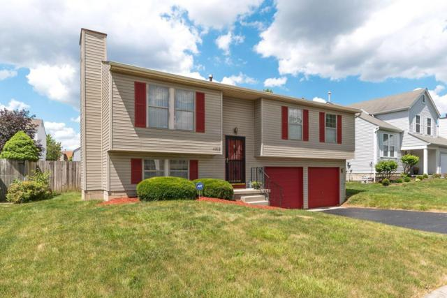 6812 Bennell Drive, Reynoldsburg, OH 43068 (MLS #217022445) :: RE/MAX ONE