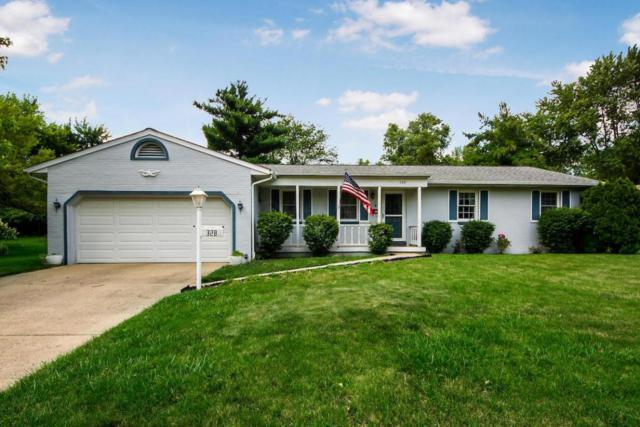 328 Eastwood Avenue, Westerville, OH 43081 (MLS #217022666) :: The Columbus Home Team