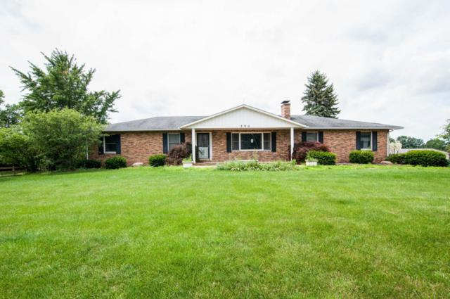 250 State Route 56 NW, London, OH 43140 (MLS #217022702) :: Berkshire Hathaway Home Services Crager Tobin Real Estate